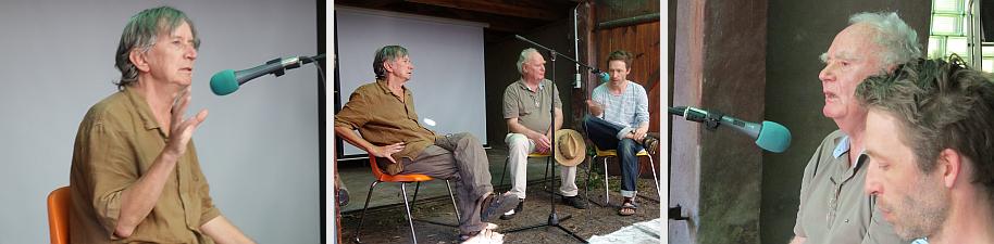 Eckhard Siepmann, Helmut Herbst und Henner Winckler diskutieren über den Film, über die Produktion, die Kosten, wie es zum Film kam und über die Verbreitung des Films.
