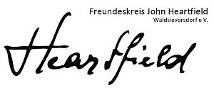 Seit 2013 haben wir ein neues Logo, basierend auf der Unterschrift Heartfields.