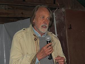 Der Filmemacher Norbert Bunge