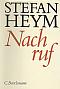 Stephan Heym Nachruf