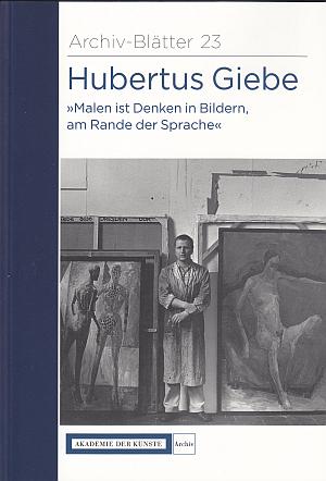 AdK, Archiv, Berlin 2015, ca. 160 Seiten, ca. 70 Abb., ISBN 978-3-88331-213-2, Best.-Nr. 1169, 14,00 €