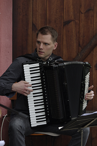 Felix Kroll, Foto Hans Bachinger