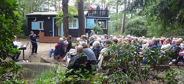 Fast 120 Gäste sind zu dieser Veranstaltung erschienen.